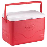 Coleman 28 Qt. Ice Basket Cooler - Red