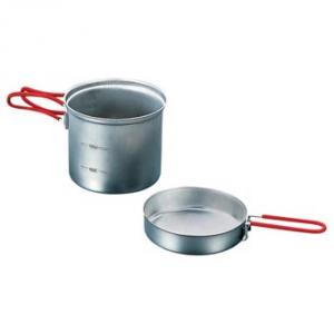 Evernew Titanium Ultralight Deep Pot