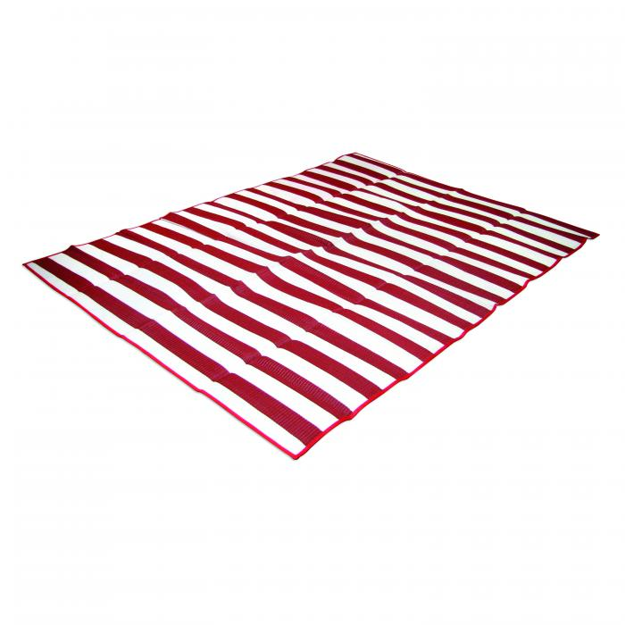 "Stansport Tatami Ground Mat  60"" X 78"" - Red"