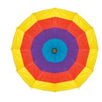 Pacific Play Tents Kaleidochute 12 Ft Parachute