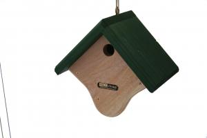 Wren / Chickadee Bird Houses by Bird's Choice