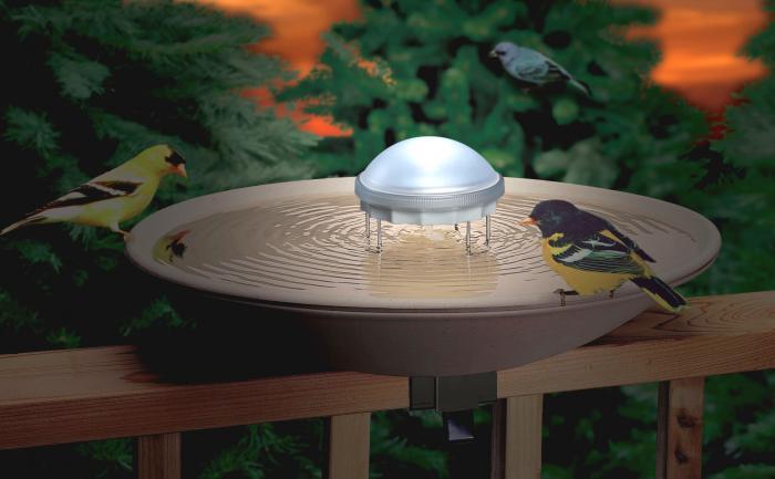 Allied Precision Aurora Water Wiggler (lighted)