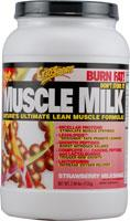 Cytosport Muscle Milk, Strawberry - 2.48 Pound Canister