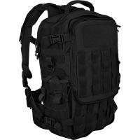 Hazard4 SecondFront Rotatable Backpack, Black