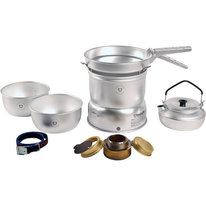 Trangia 27-2 Ultra Light Alcohol Stove Kit