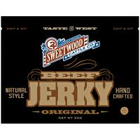 Sweetwood Cattle Sweetwood Original Beef Jerky