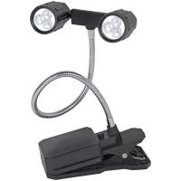 Chefs Basics Select HW5307 6-LED BBQ Clip Light
