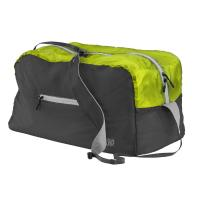 ElectroLight  Duffel Charcoal/Neon Lemon