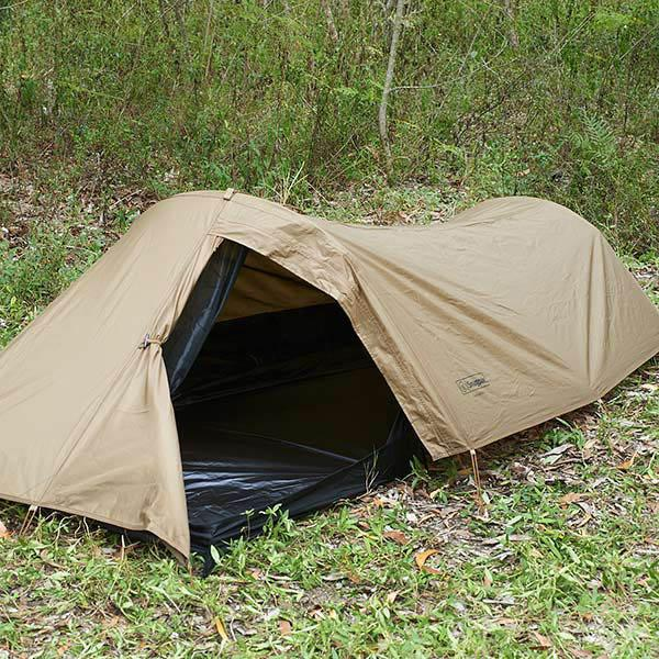 SnugPak Ionosphere 1 Person Tent, Coyote