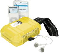 Pelican 1010-015-240 iPod Case (Yellow)