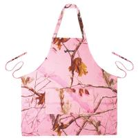 Weston Products RT Apron Realtree Camouflage Realtree Pink Xtra