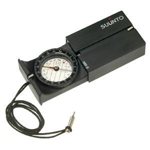 Suunto MB6 Matchbox Compass, Clinometer, Mirror, Adj. Declination