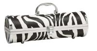 Primeware Safari Wine Purse, Zebra