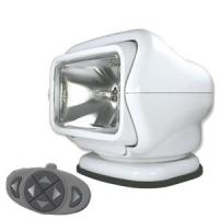Golight Stryker Searchlight 12V w/Wireless Dash Remote - White