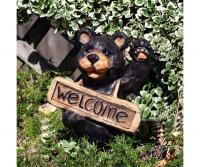 Smart Solar Solar Welcome Bear