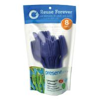 Preserve Cutlery 24 Ct  Blue