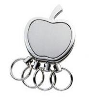 Chass Apple Key Ring