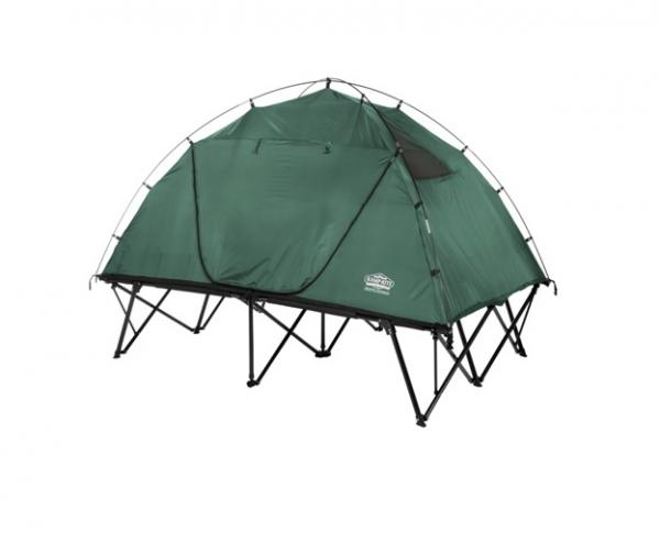 Kamp-Rite Compact Tent Cot Double Size w/Rain Fly