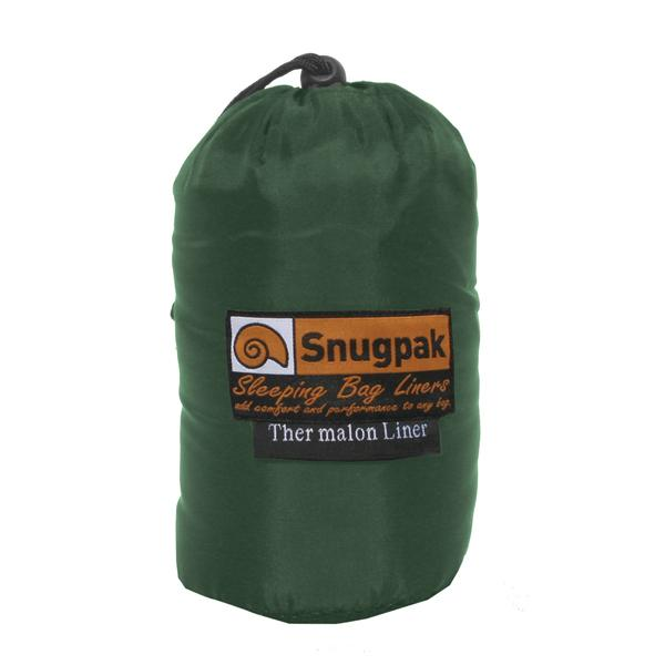 SnugPak Thermalon Sleeping Liner, Olive