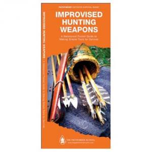 Globe Pequot Press Improvised Hunting Weapons