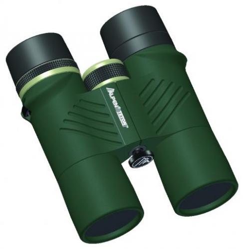 Alpen Teton Waterproof BAK4 Optics Binocular 10 x 42