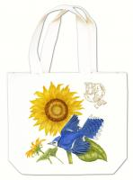 Alice's Cottage Blue Jay Gift Tote