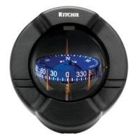 Ritchie SS-PR2 SuperSport Powerboat Compass - Bulkhead Mount - Black