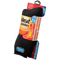 Grabber Heat Holders Mens Sock Black