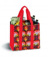 Picnic Plus Moxie Town Tote - Orange Martini
