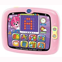 Vtech Light-Up Baby Touch Tablet Pink