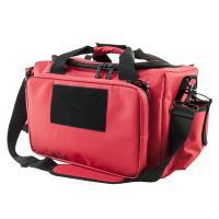 Vism Competition Range Bag/Red,Black Trim