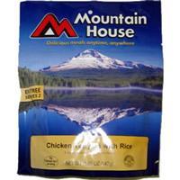 Oregon Freeze Dry Chicken Teriyaki w/ Rice M.H. Food