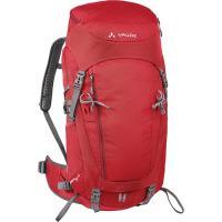 Vaude Asymmetric 38+8 Women's Backpack - Red
