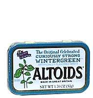 Snacks by Altoids
