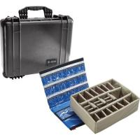 Pelican Products 1550 EMS Case Blk