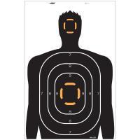 EZ Aim Human Silhouette Target (4/pack)