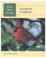 Stackpole Books Wild Bird Guides- Northern Cardinal