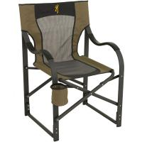 Browning Camping Camp Chair, Khaki/Coal