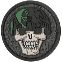 Maxpedition Soldier Skull Patch Arid