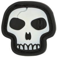 Maxpedition Mini Skull Patch Glow