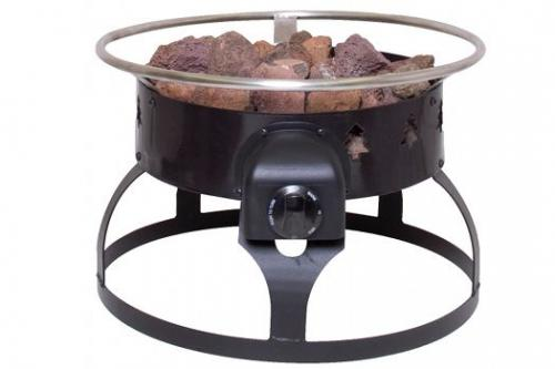 Camp Chef Delux Gas Fire Ring