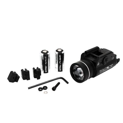 Streamlight TLR-1 HL, Rail Locating Keys