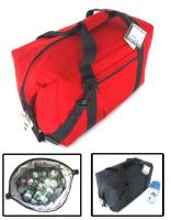 Polar Bear Red 24 Pack Soft Sided Cooler