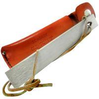Schrade Old Timer HS1 Honesteel Sharpening Stone, Lanyard & Sheath