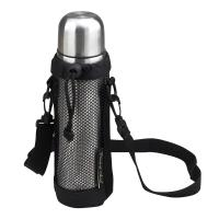 Picnic at Ascot Stainless Vacuum Thermos with Mesh Carrier