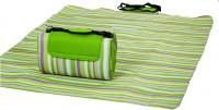 "Mega Mat Folded Picnic Blanket with Shoulder Strap - 48"" x 60"" (Lime Rickey)"