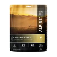 Chicken Gumbo Serves 2
