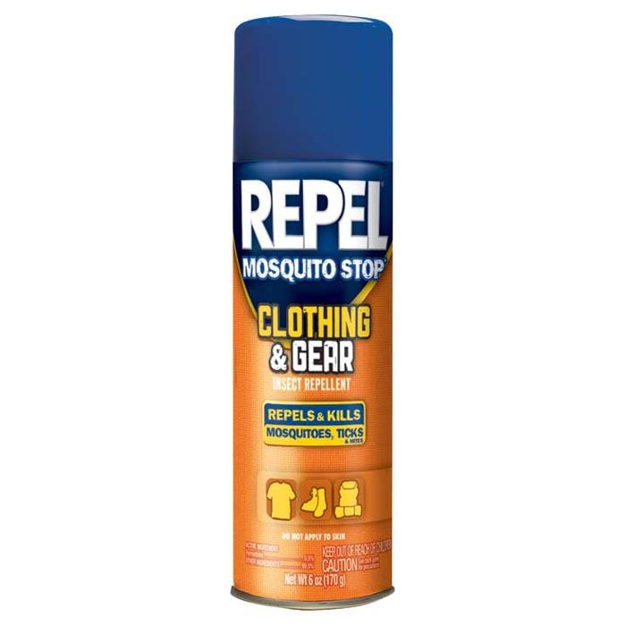 Repel Clothing And Gear Insect Repellent Aerosol 6.5 Oz