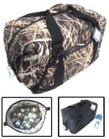 Polar Bear Mossy Oak Duck Blind 48 Pack Soft Sided Cooler