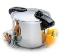 Presto Professional 8-Quart Stainless Steel Pressure Cooker